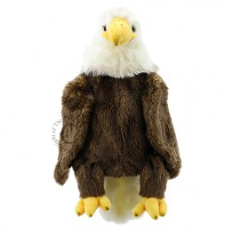 Eagle Hand Puppet - Long Sleeved