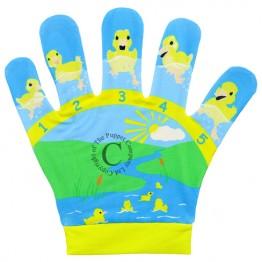 Five Little Ducks Song Mitt