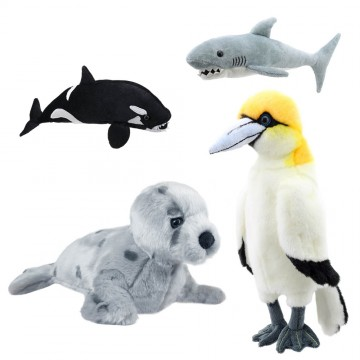 Sea Life Friends Collection