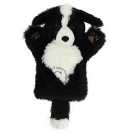Border Collie CarPet Glove Puppet