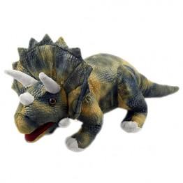 Dinosaur Puppet: Triceratops