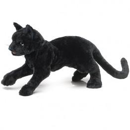 Black Cat Puppet