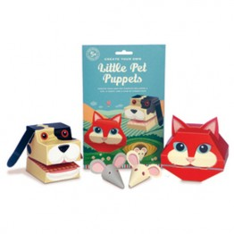 Little Pet Puppets