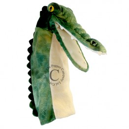 Crocodile Long Sleeved Puppet