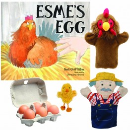 Esme's Egg Story Storytelling Collection