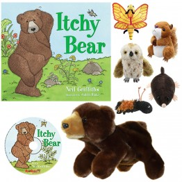 Itchy Bear Storytelling Collection