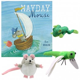 Mayday Mouse Book Finger Puppets Storytelling Collection