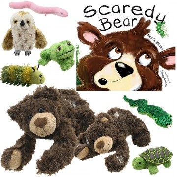 Scaredy Bear Storytelling Collection