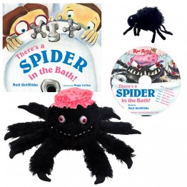 There's a spider in the bath! Storytelling Collection