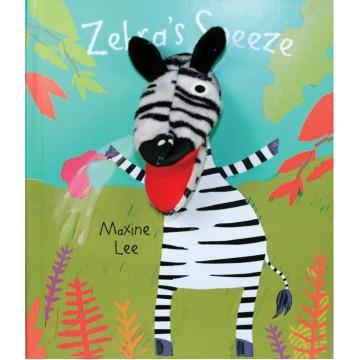 Zebra's Sneeze (Book)