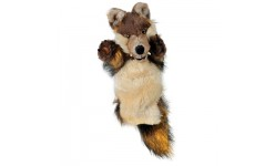 Wolf Hand Puppets