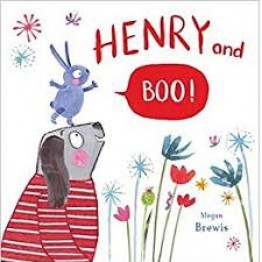 Henry and Boo! (Book)
