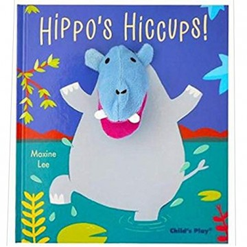 Hippo's Hiccups (Book)