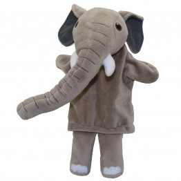 Time For Stories - Elephant (moveable trunk)