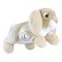 Rabbit (Lop-Eared) Hand Puppet - Full-Bodied