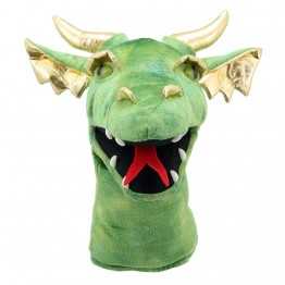 Large Dragon Heads - Dragon (Green)