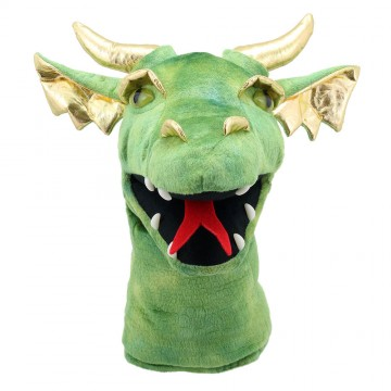 Large Dragon Heads - Dragon (Green)