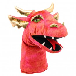 Large Dragon Heads - Dragon (Red)