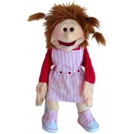 Hand Puppet Girl Josefine