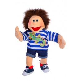 Hand Puppet Boy Jupp