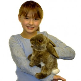 Rabbit (Little) Glove Puppet
