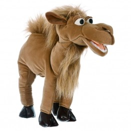 Kalle the Camel Hand Puppet