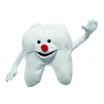 Molar Tooth Hand Puppet