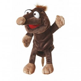 Knorke the Mole - Hand Puppet