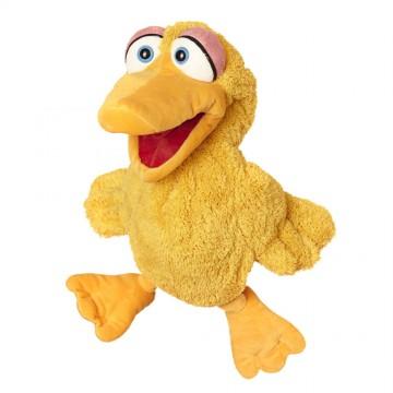 Giesela the Duck Hand Puppet