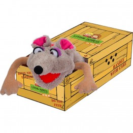Vallerie Pieps - Mouse in a Box Hand Puppet