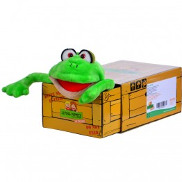 Mr Teichmeister - Frog in a box Hand Puppet