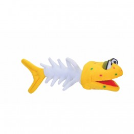 Flo-Relle - Fish Skeleton Hand Puppet