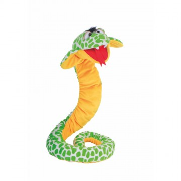 Rababara Mumpitz - Snake Hand Puppet