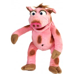 Stulle the Piglet - Hand Puppet