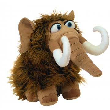 Fletcher the Mammoth - Hand Puppet