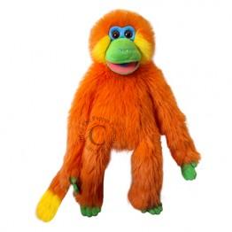 Orange Funky Monkey