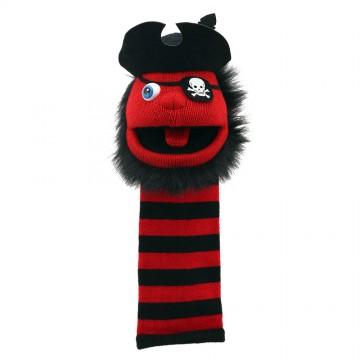 Pirate Sockette glove puppet