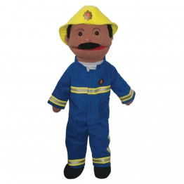 Firefighter Dressing Up Outfit