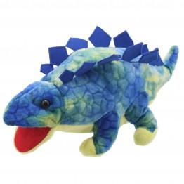 Baby Dinos: Stegosaurus (Blue)