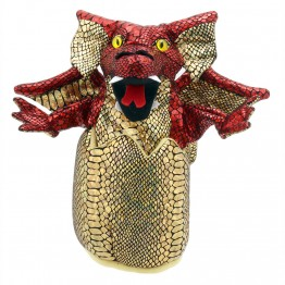 Baby Dragons in Eggs: Baby Dragon (Red)