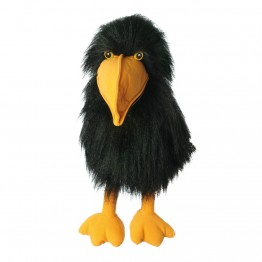 Crow - Large Birds Hand Puppet
