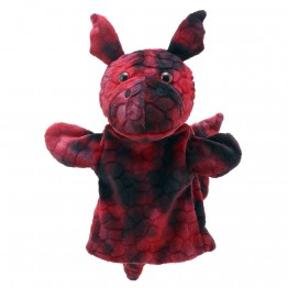 Dragon (Red) - Puppet Buddies