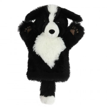 Border Collie CarPet Glove Puppet