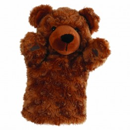 Bear CarPet Glove Puppet