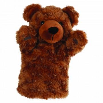 Bear CarPet Glove Puppet