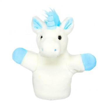 Unicorn (Blue) CarPet Glove Puppet