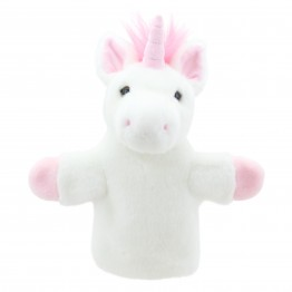 Unicorn (Pink) CarPet Glove Puppet