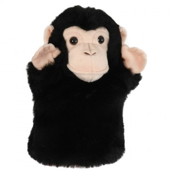Chimp CarPet Glove Puppet