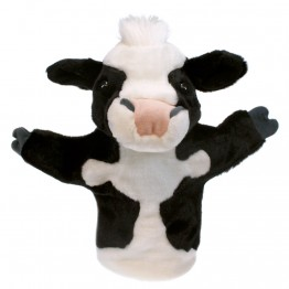 Cow CarPet Glove Puppet