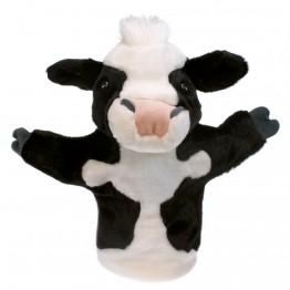 Cow CarPet Glove Puppet